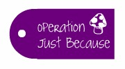 Operation Just Because logo